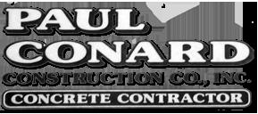 Paul Conard Construction Logo