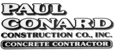 Paul Conard Construction Logo